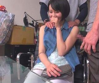【桜井菜々子】33歳シロウト人妻がアダルト出演w微乳でプックリ乳首がエロいwww