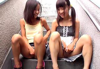 葛飾共同区営団地で行われた、日焼け少女たちに対する行為の一部始終・・・