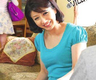 【篠田有里】娘婿の逞しい肉体を見て、オマ●コの疼きを感じていた熟女義母が・・