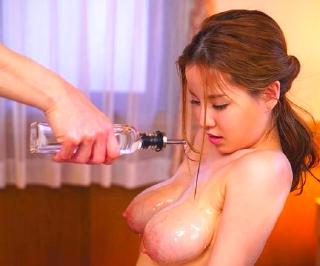 【結月恭子】母乳活性化専門のマッサージに、若くて美人な人妻がやって来たwww