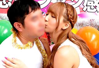 国民的アイドル・三上悠亜がファン感謝祭でアイドル時代からのファンとヤリまくる!