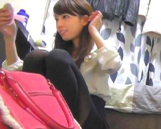 【素人盗撮】友達の妹を隠しカメラ設置部屋へ連れ込みセクロスw
