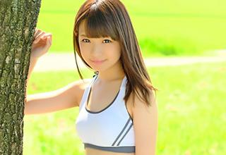 【早乙女夏菜】現役女子大生にして、現役陸上部員がAVデビューしたんだが、早速野外での青姦をさせられる美少女w