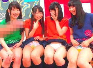 女子校生の文化祭に行ったらミニスカ♪パンチラ♪凄かった件w