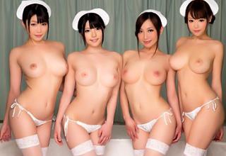 看護師がよってたかって性処理してくれる夢のような病院!ここならぜひ入院したいwww