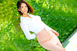 濱松愛季 ルックス良し、Gカップおっぱいも最高な元女子アナのデビュー作!