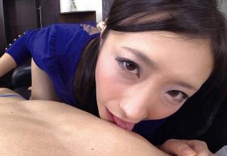 【神納花】淫語で焦らし責めしてくる美熟女の変態プレイ!