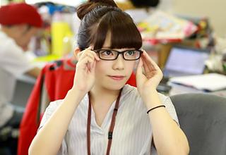 【中原愛子】SOD女子社員が入社1年目からAV出演!デスクの下でオナニーすることで自分を解放!