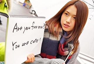海外から留学生として日本に来ていた超絶美少女をナンパ!ウブで可愛い反応に軟派師は思わず大興奮!