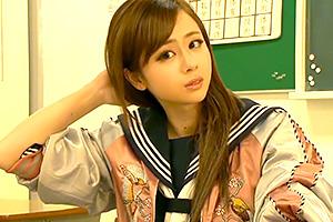 【吉川あいみ】クラスの男子を脅して無理やり中出しセックスするヤリマン女子校生