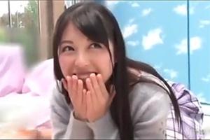 【マジックミラー号】目白の高学歴女子大生が超絶デカチ○ポに赤面www