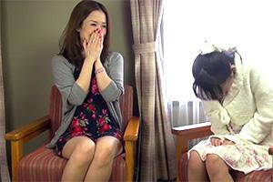 マジ母が羞恥 気まずすぎる娘の前では放送禁止な恥らい体験2